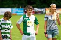 Charitativní fotbalová exhibice 2011