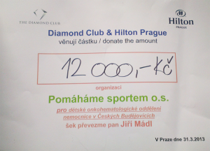 Diamond Club & Hilton Prague